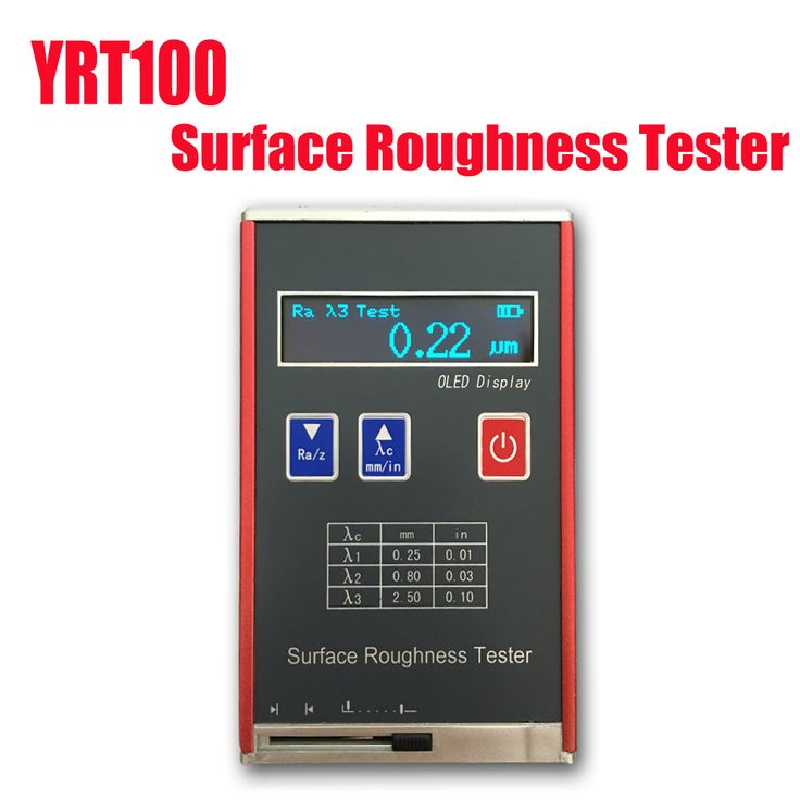 YRT100 Surface Roughness Tester