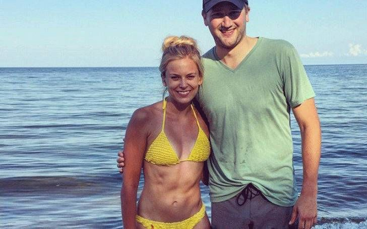Reporter Jamie Erdahl and Sam Buckman are dating each other. Are they getting married?