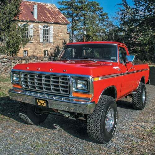 1000 ideas about lmc truck on pinterest chevy c10 for Garage ford nice