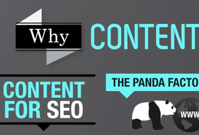 Infographie : le contenu améliore le référencement