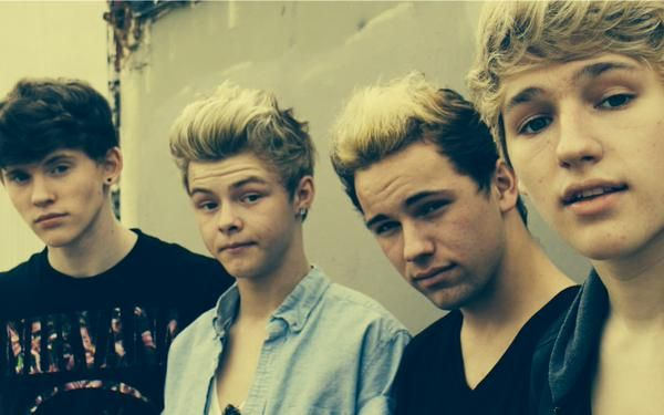 The Vamps set up a record label and reveal their first artist signed, The Tide   Maximum Pop!