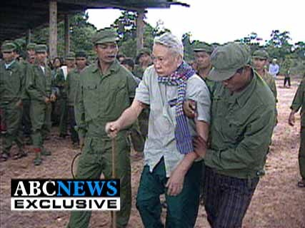 the genocide committed by the khmer rouge in cambodia Did the khmer rouge really commit genocide  of victims of the khmer rouge at the tuol sleng genocide museum in  argue that genocide was committed.