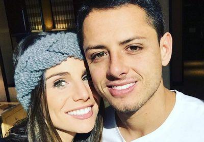 cotibluemos: Lucía Villalón y Chicharito rompen su relación
