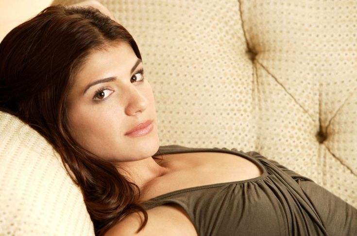 "This is Genevieve Cortese; a beautiful actress. She plays in ""Supernatural"" as Ruby (A demon), along with her husband, Jared Padalecki."