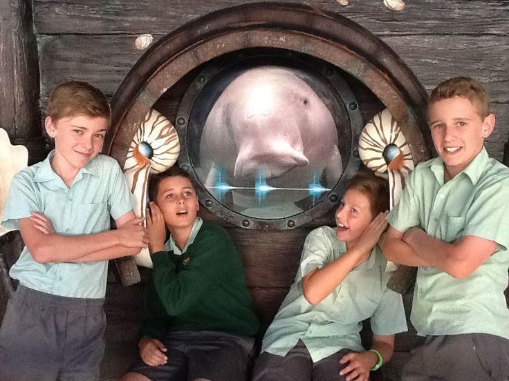 Sydney Excursion- Sydney Aquarium.