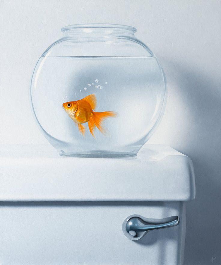 Best Art Of Realism Hyperrealism Images On Pinterest - Incredible hyper realistic paintings by patrick kramer