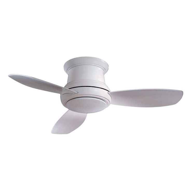 Minka Aire F518 44-in Concept™ II Flush Mount Ceiling Fan at ATG Stores