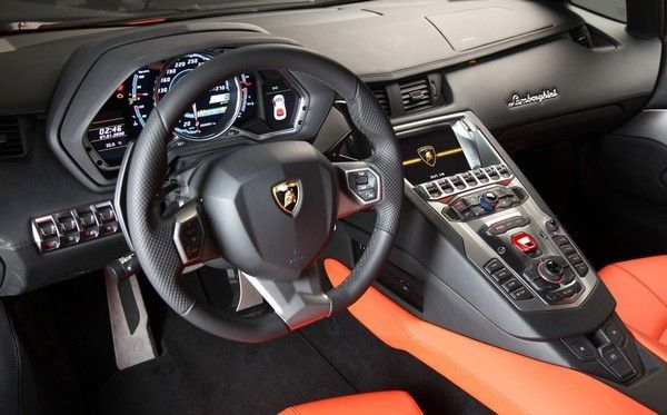 Cool Lamborghini: 2012 Lamborghini Aventador LP700-4 gets Tegra-powered multi-function displays (video)  My Cars & Bikes Check more at http://24car.top/2017/2017/08/03/lamborghini-2012-lamborghini-aventador-lp700-4-gets-tegra-powered-multi-function-displays-video-my-cars-bikes/