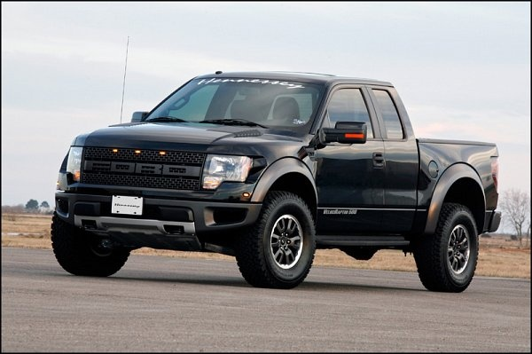 Ford VelociRaptor 500 Supercharged 5.4L 2010