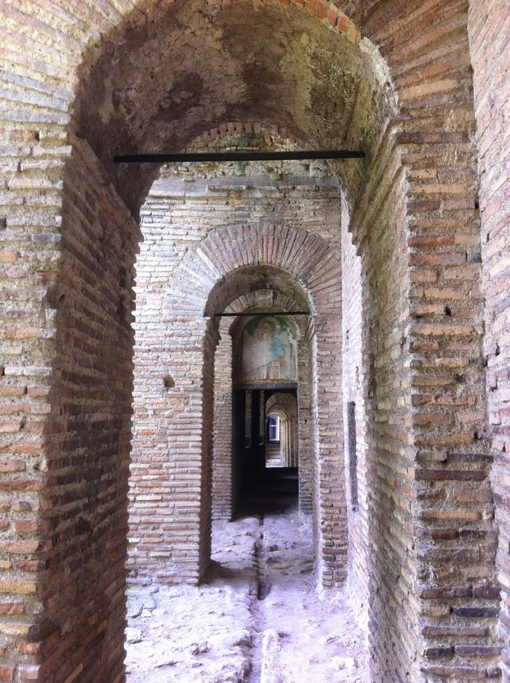 Rome a stairway to history: Museo delle Mura