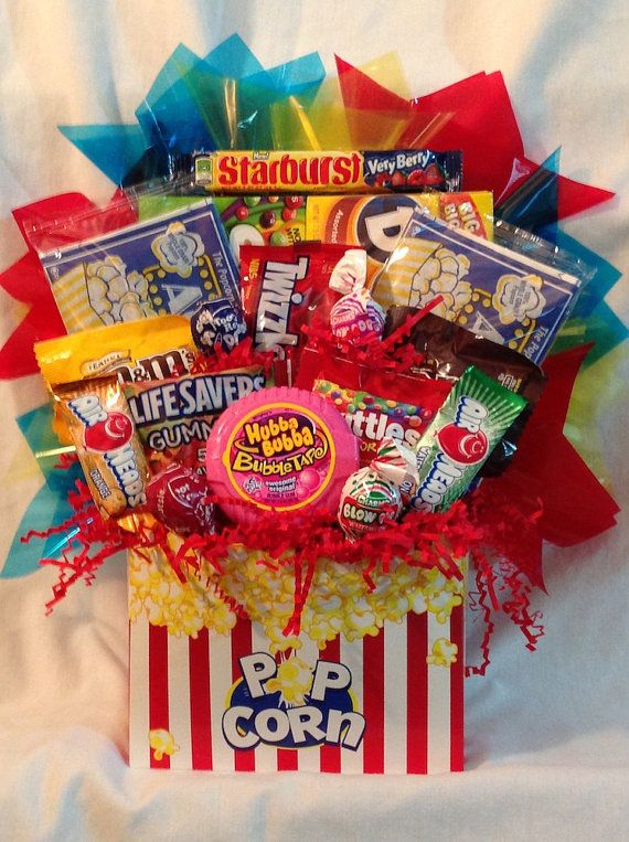 best 25  movie night gift basket ideas on pinterest