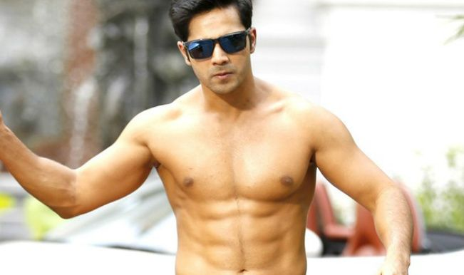 Fadduz presents Indian actor Varun Dhawan height, weight, age, affairs, girlfriends and body measurements and some unknown facts about Varun Dhawan at here