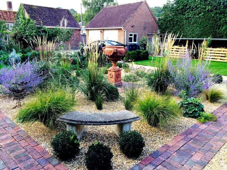 best 25+ kiesgarten anlegen ideas on pinterest, Gartengestaltung
