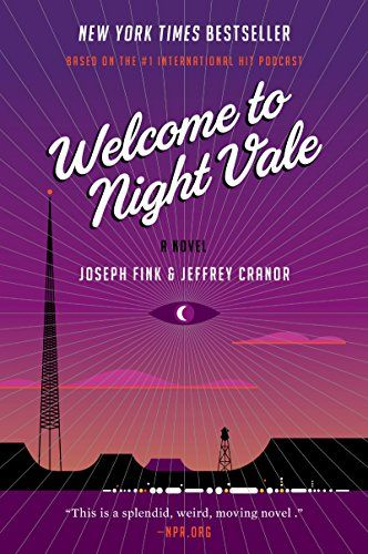 Welcome to Night Vale: A Novel by Joseph Fink https://www.amazon.com/dp/0062351435/ref=cm_sw_r_pi_dp_x_IscByb416TD3F