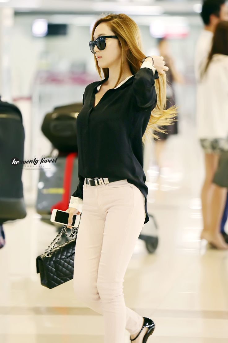 34 Best Airport Kfashion Tips Steal Their Looks Images On Pinterest K Fashion Korean