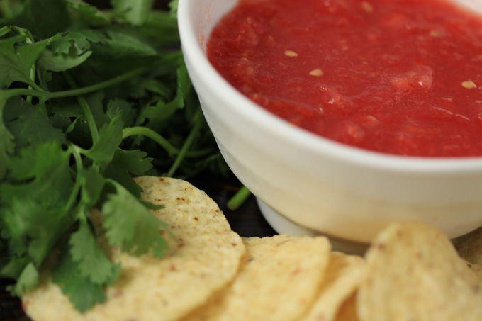 Top Five Salsa Recipes