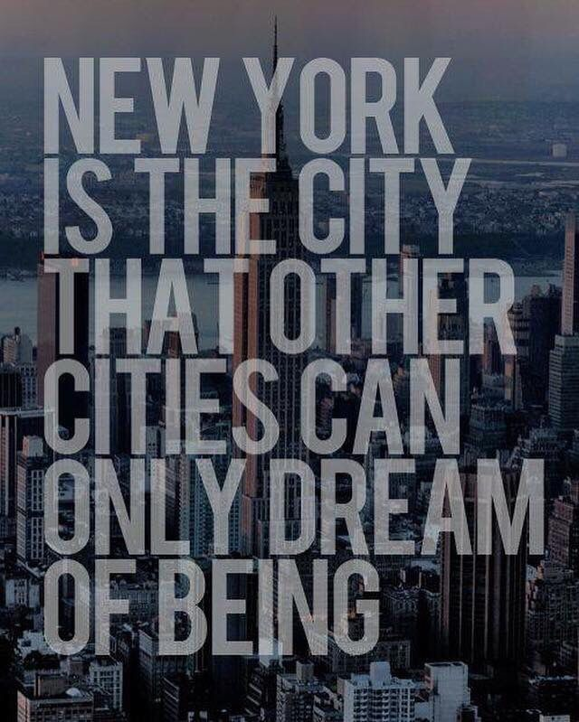 Quotes About New York City: 233 Best NYC Quotes + Lyrics Images On Pinterest