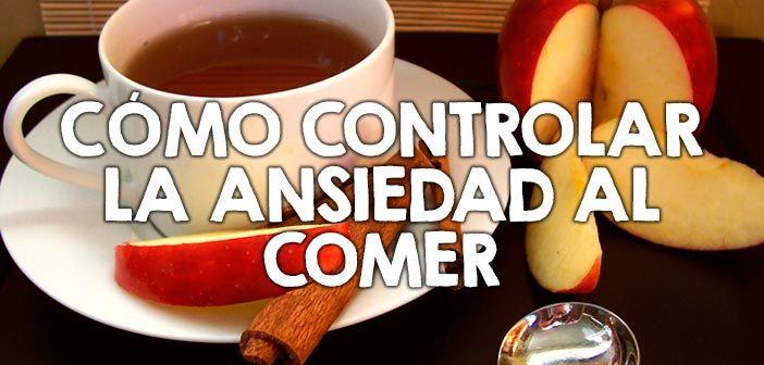 9 trucos para controlar la ansiedad al comer  http://nutricionysaludyg.com/nutricion/como-controlar-la-ansiedad-al-comer/