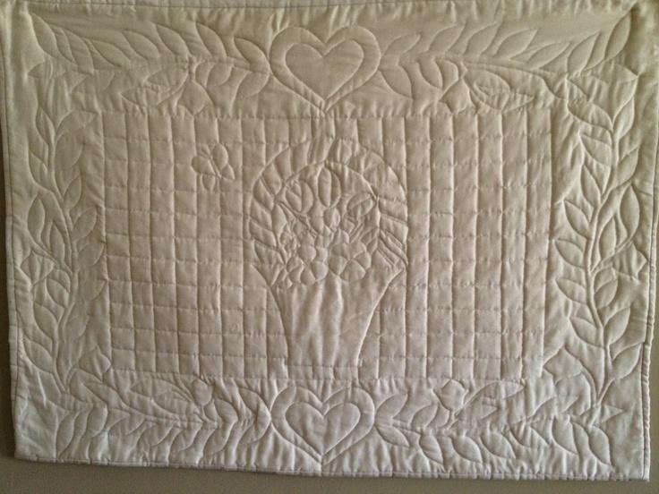 Italian Quilt- by Julie Schneider