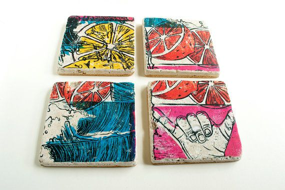 Hey, I found this really awesome Etsy listing at https://www.etsy.com/listing/258851909/surf-style-lino-block-print-stone