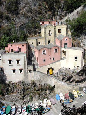 Furore- Costiera Amalfitana: Piccoli Paesi, Paesi D Italia, Amalfi Coast