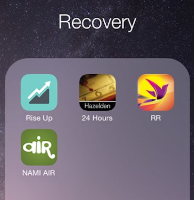 Using Phone Apps In Your Eating Disorder Recovery | Smartphones offer a lot of apps to help those in recovery from an eating disorder. Not using apps in your eating disorder recovery now? Here are some to try. www.HealthyPlace.com