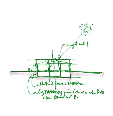 Renzo Piano Building Workshop - Projects - By Type - Cy Twombly Pavilion
