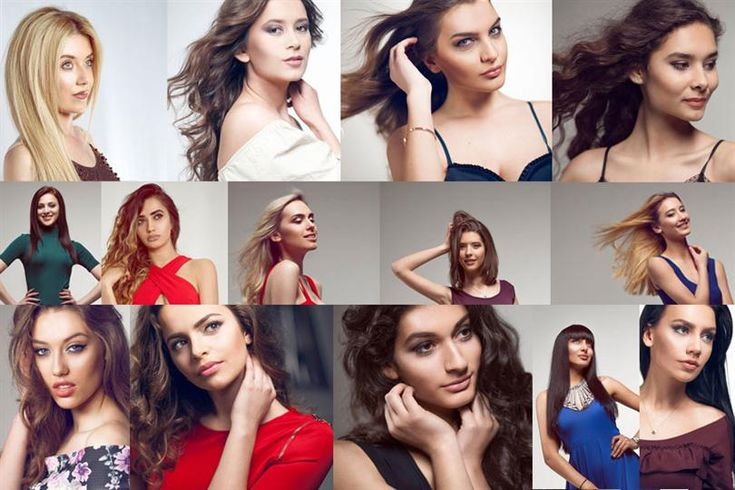 Miss Universe Albania 2016 Finalists revealed
