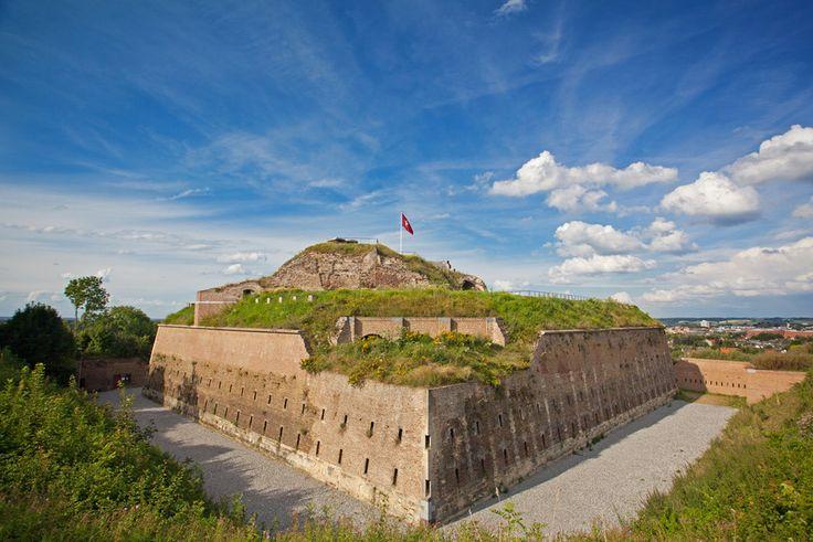 Fort Saint Pieter – Maastricht, Netherlands | Atlas Obscura