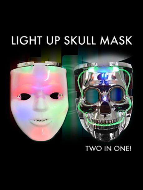 LED mask #facemelt
