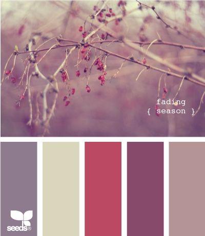 und nochmal tolles Farbschema