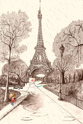 Paris Animated Things