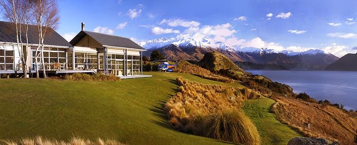 Whare Kea Lodge, Lake Wanaka NZ
