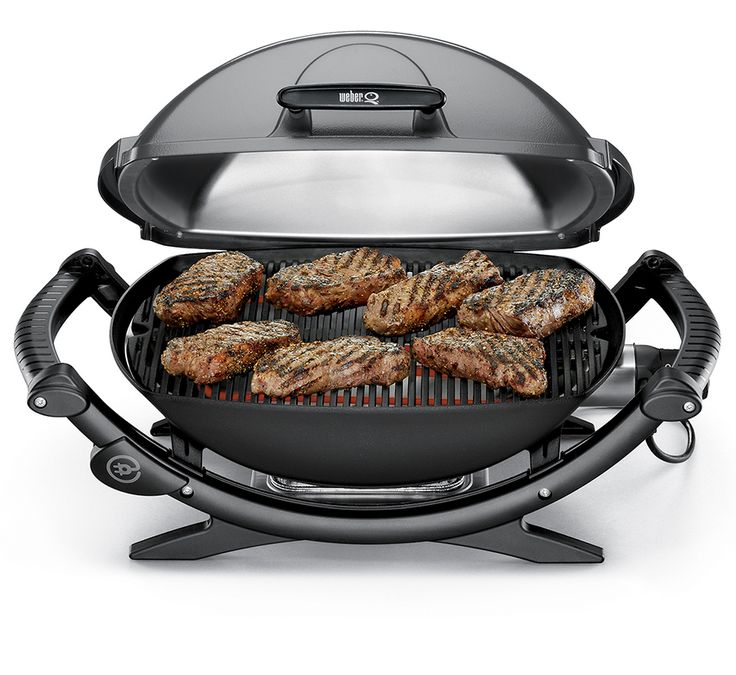 The Weber 526001 Q 140 Electric barbecue Grill will make a fine addition to your kitchen especially if you live in apartments, condos, or other areas that prohibit open-flame grills.