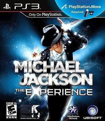 PlayStation 3 Michael Jackson The Experience