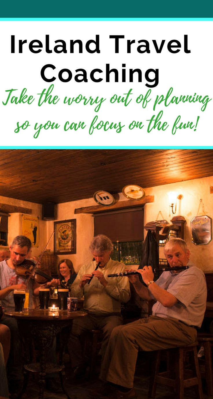 Take the worry out of planning so you can focus on the fun! let me help you plan your next trip to Ireland! Get organized to start planning your Ireland Itinerary.