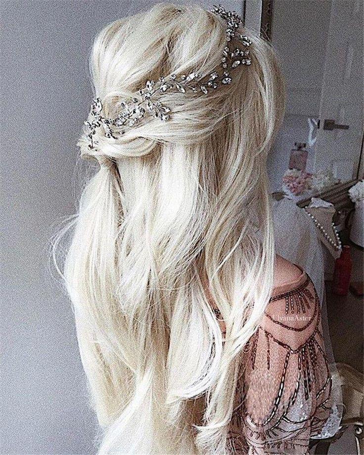 70+ Prom Frisuren Trendy Inspiration für 2019 - Seite 15 - Chic Cuties Blog # ombrehairstyles2019