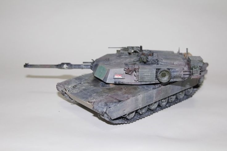 U.S. Army M1A1 AIM -Iraq 2003 Dragon MM made by Lee Juho