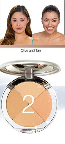 Christina Cosmetics Perfect Pigment 2 Compact  One Minute Miracle Makeup -- You can get additional details at the image link.