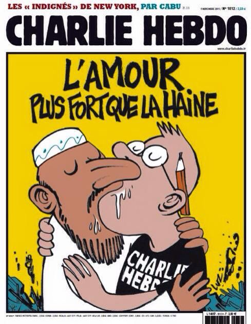 #jesuischarlie #charliehebdo #attentat #france