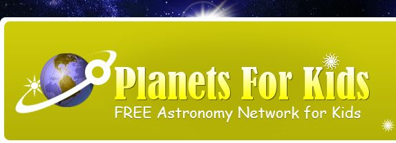 The Moon - Facts About The Moon and Planets For Kids…great for research!