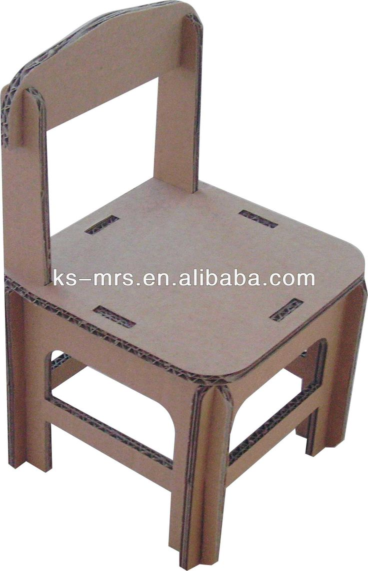 Cardboard chair design no glue - Encf008 Corrugated Furniture Paper Furniture Cardboard Furniture Buy Corrugated Furniture Cardboard Furniture Paper Children Furniture Product On Alibaba