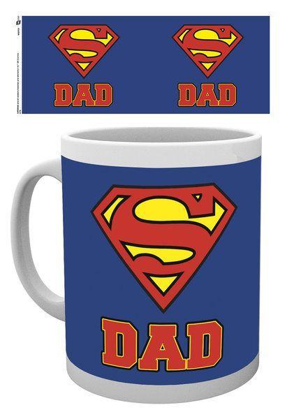 Superman Superdad - Mok