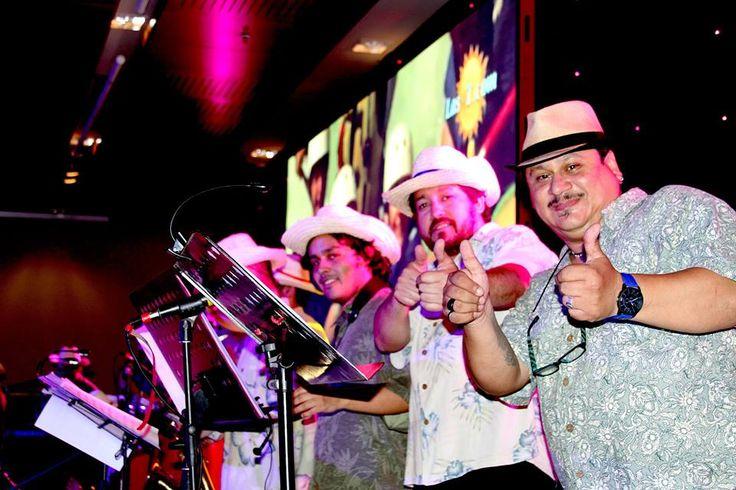Orquesta en Evento Copa Vacations