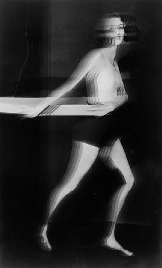 Man Ray: US Dada movement. Painter and photographer.