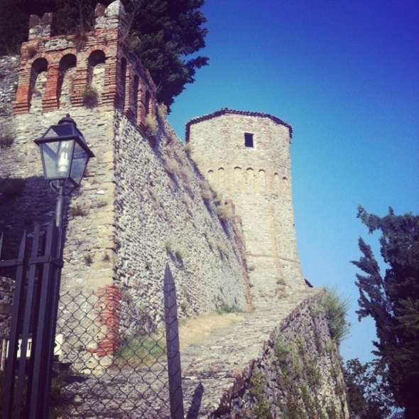 """Visiting the ghost of Azzurrina at Castello diMontebello"" by @ciaobologna"