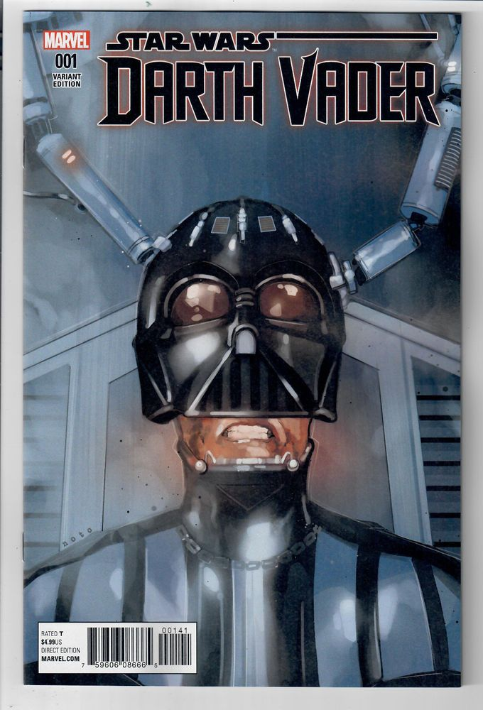 Darth Vader #25 Final Issue • NM • 1st Print • Marvel Star Wars