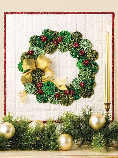 Annie's Christmas 2015 Special Issue is filled with holiday projects covering a variety of crafts including crochet, cross-stitch, paper craft, knit, sewing and quilt! From Annie's Craft Store; order here: https://www.anniescatalog.com/detail.html?prod_id=125824&cat_id=1296