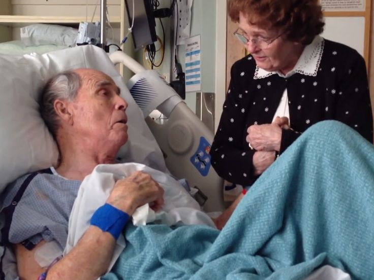 You Are My Sunshine       Man sings to wife of    years in hospital Pinterest