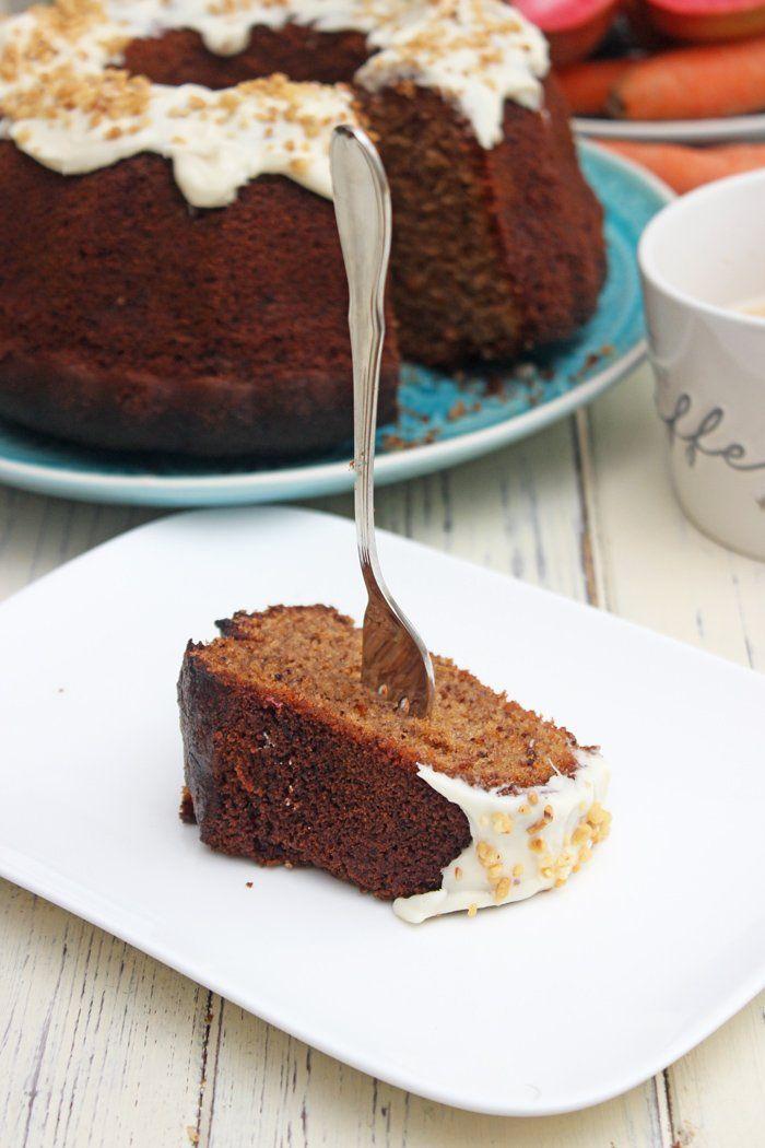 Apfel Karotten Schokoladen Gugelhupf Schnell Und Einfach Gemacht Rezept Kuchen Und Torten Rezepte Apfelkuchen Rezept Einfach Kuchen Und Torten